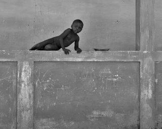 Little boy, Bissau, Guinea Bissau. 2011