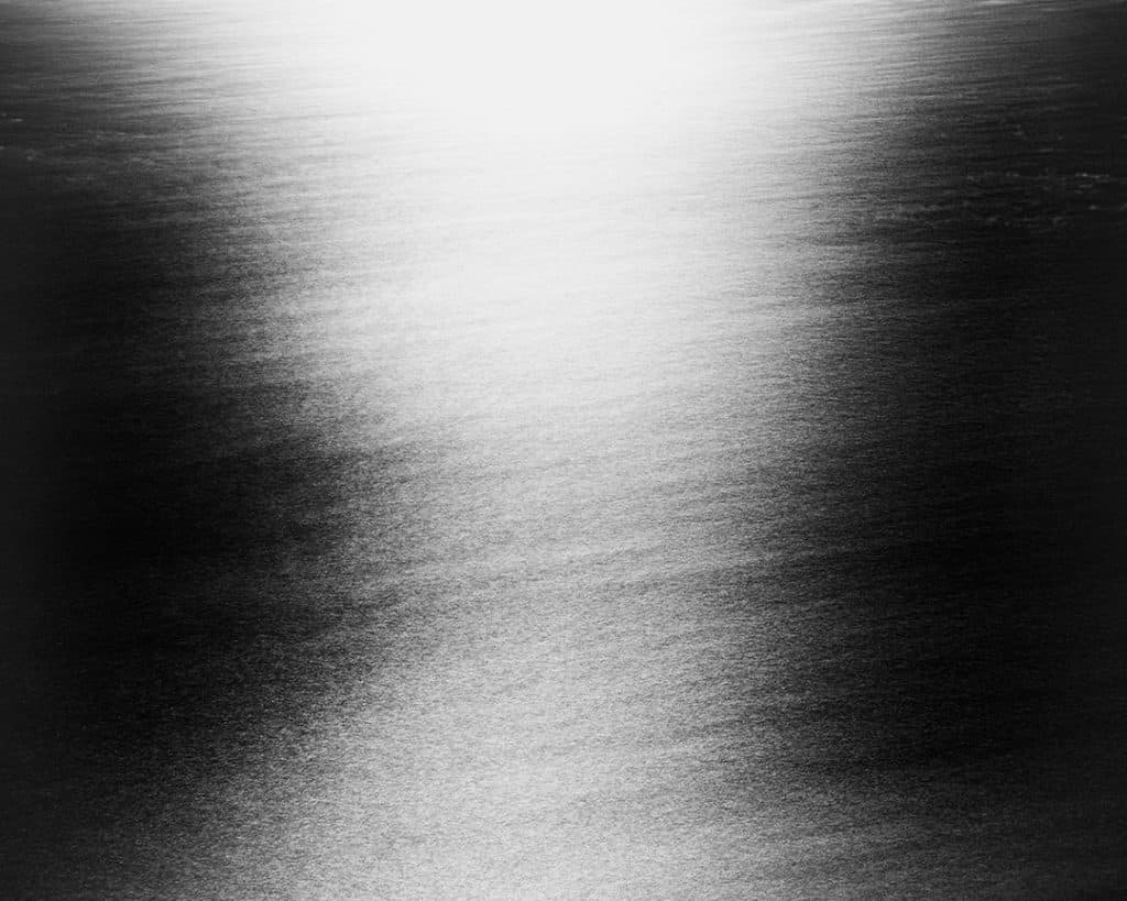 Moonlight over the Sea, study # 1, Sines, 2020. Portugal