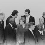 Africa–EU Summit, Lisbon, Portugal. 2007