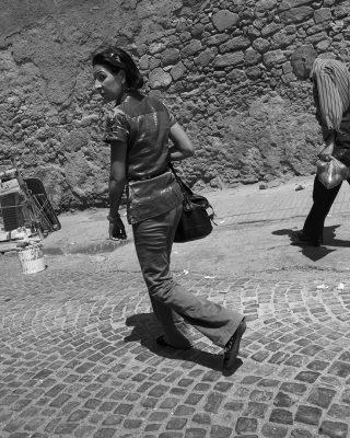 Couple, Morocco. 2010
