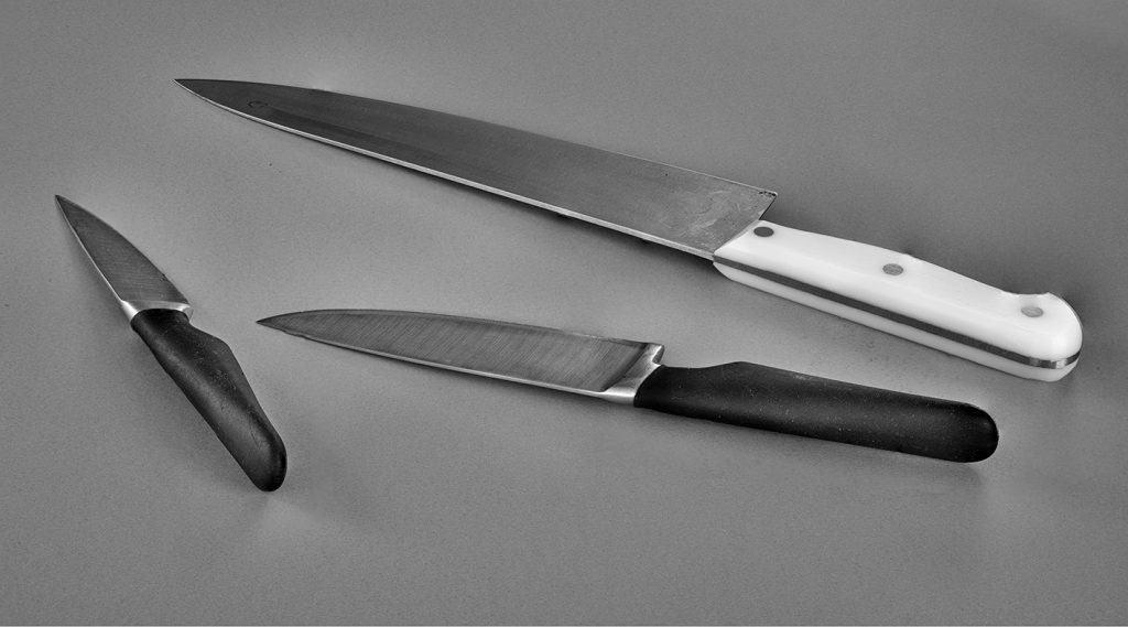 Knife Time, Sines, Portugal. 2020