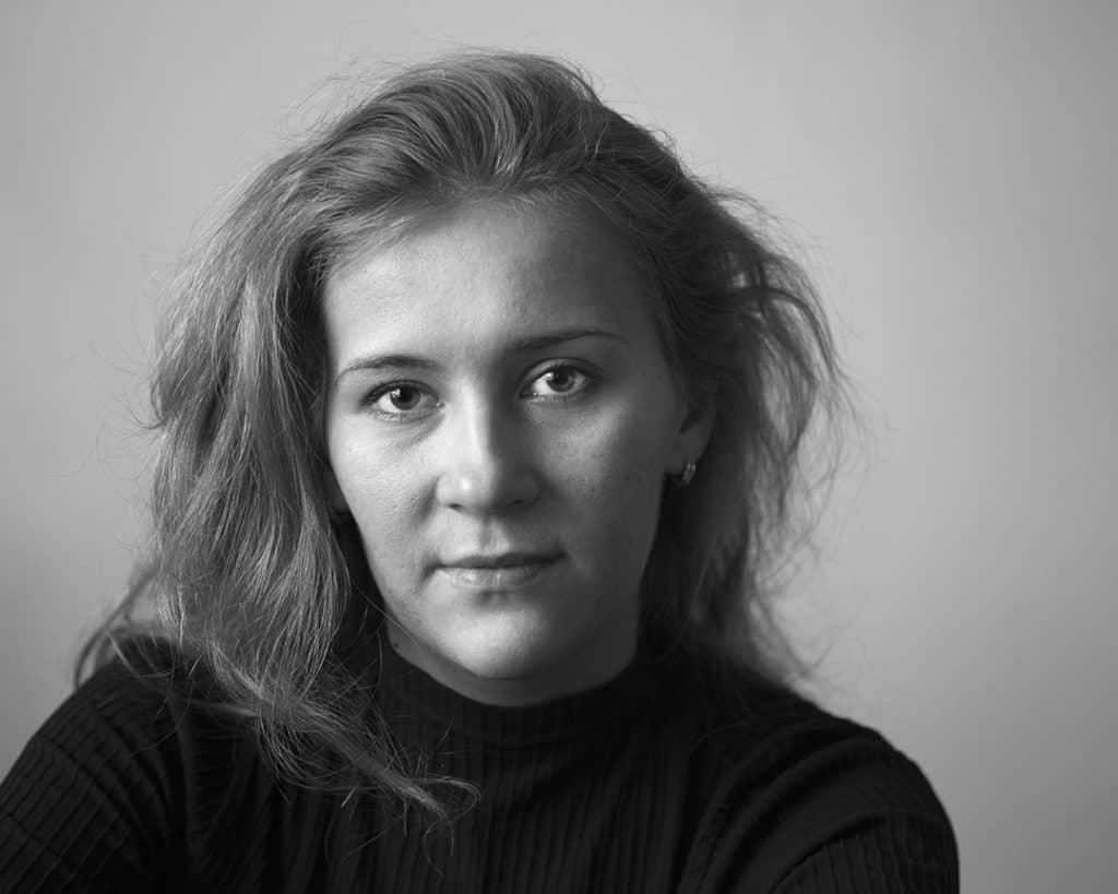 Olga Byzina, Voronezh, Russia. 2011