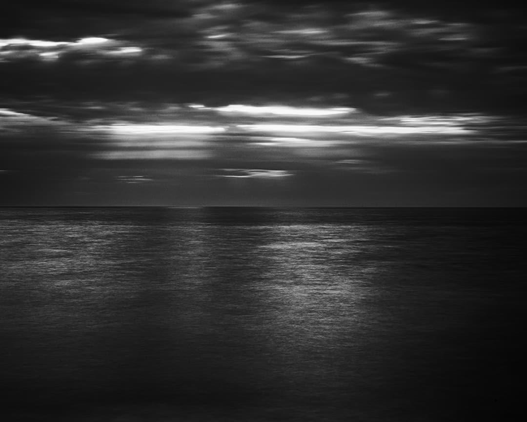 Sea Sky Study # 10, Lagoa de Santo André, Santiago do Cacém, Portugal. 2020