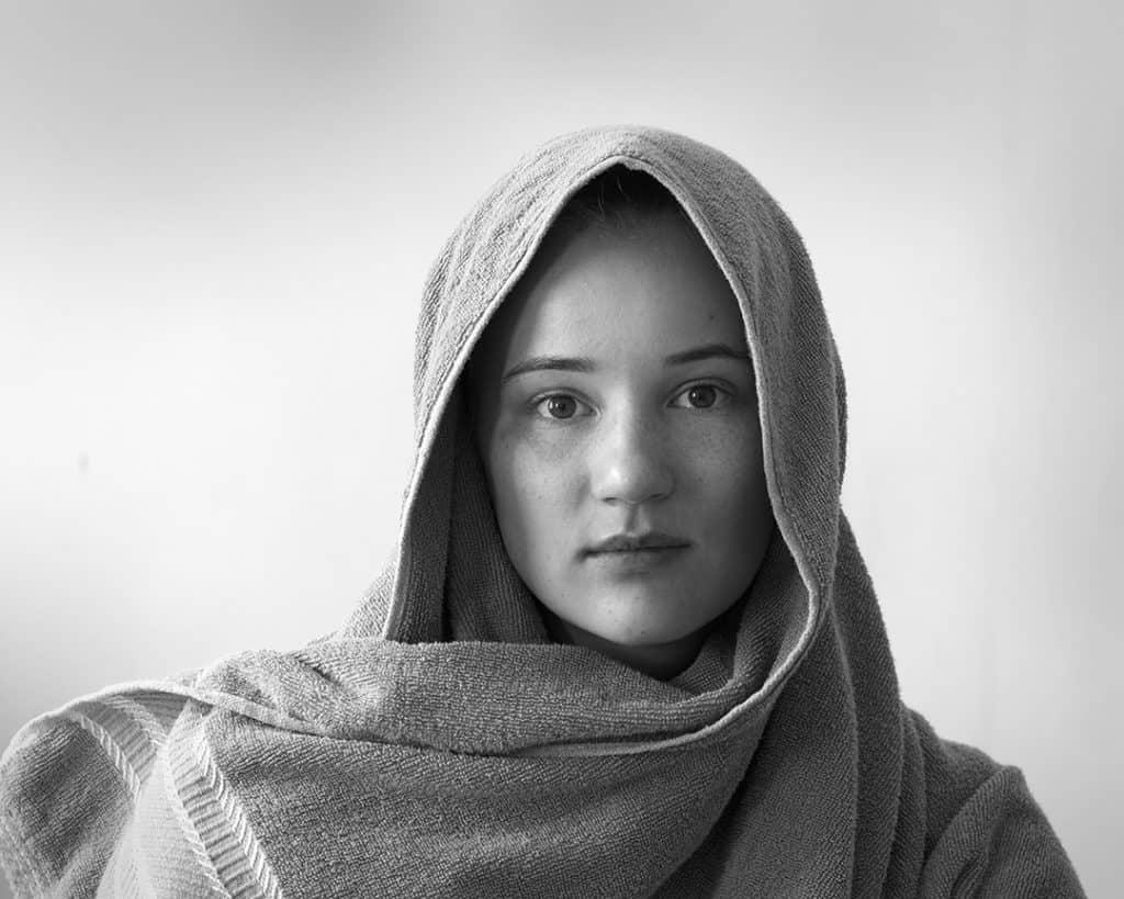 Tanya Byzina, Voronezh, Russia. 2011