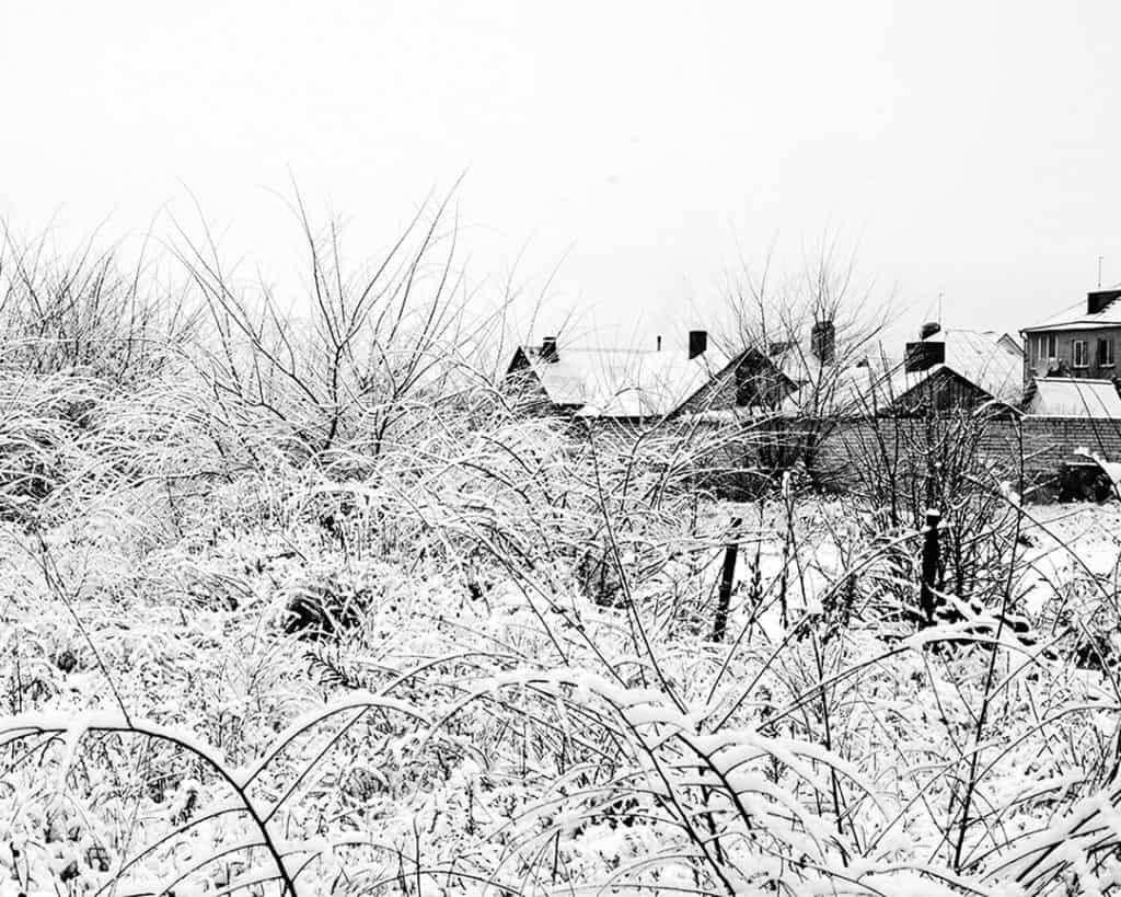 Voronezh Winter, Voronezh, Russia. 2010