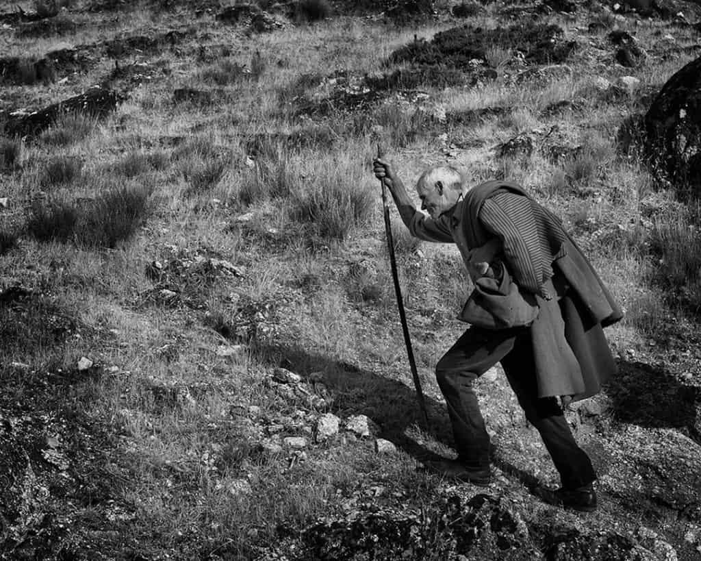 Walking, Serra da Estrela, Portugal. 2010