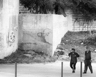 Returning Home, Sines, Portugal. 2020
